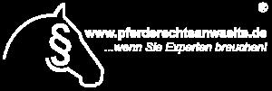 Logo Pferderechtsanwaelte