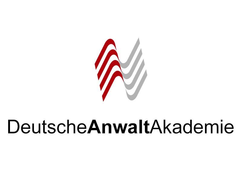 Logo Deutsche Anwalt Akademie
