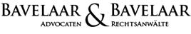 Logo Bavelaar & Bavelaar Advocaten Rechtsanwälte
