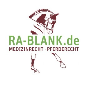 Logo Anwaltskanzlei Blank
